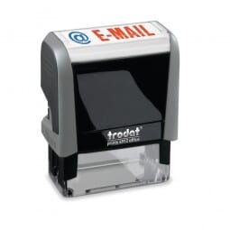 "Trodat Office Printy Textstempel ""E-Mail"" 4912 (47x18 mm)"