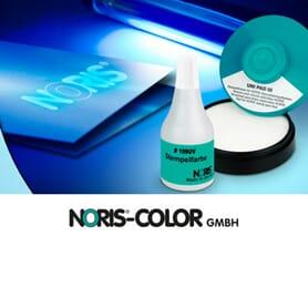 Noris UV Leuchtstempelfarben