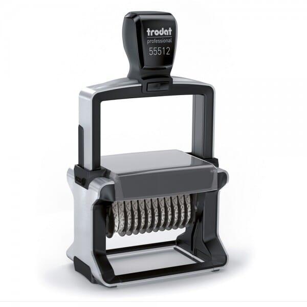 Trodat Professional 55512 (SH 5 mm - 12 Stellen)
