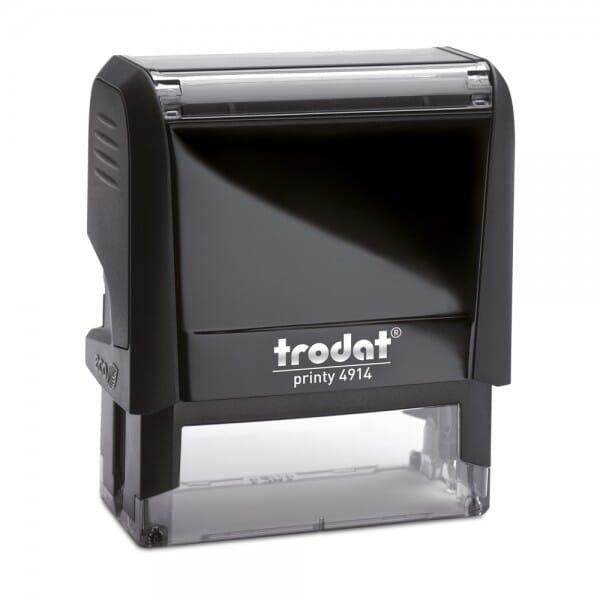 Trodat Printy 4914 (64x26 mm - 7 Zeilen)