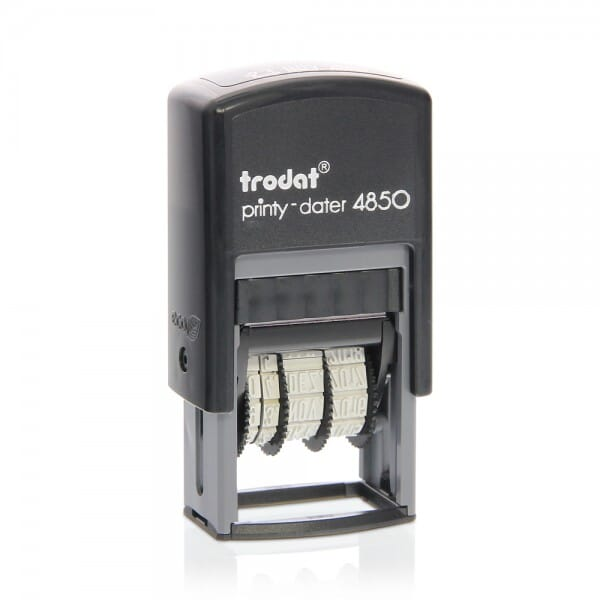 Trodat Printy 4850 Dater (25x5 mm - 1 Zeile) bei Stempel-Fabrik