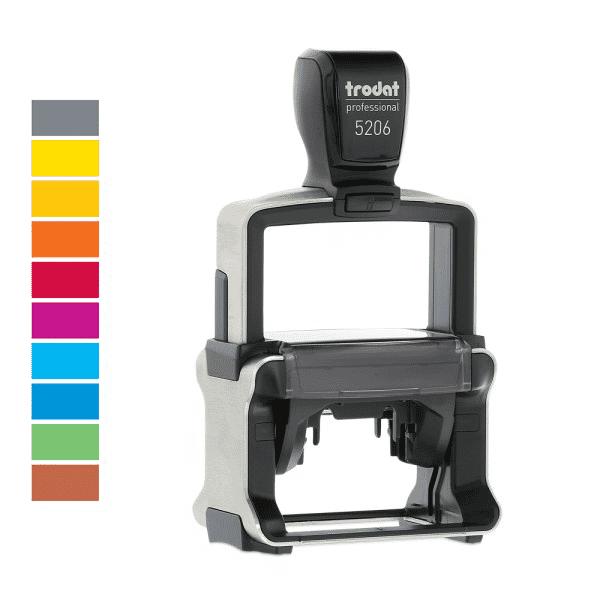 Trodat Professional 5206 Premium (56x33 mm - 7 Zeilen) bei Stempel-Fabrik