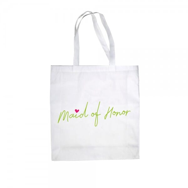 "Baumwolltasche ""Maid of Honor"""