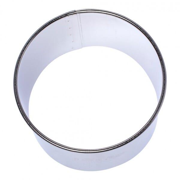 Ausstechring für Keksstempel (Ø80 mm) bei Stempel-Fabrik