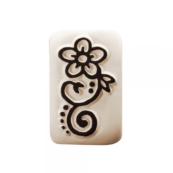 """Ladot Stein medium """"curl flower"""""""