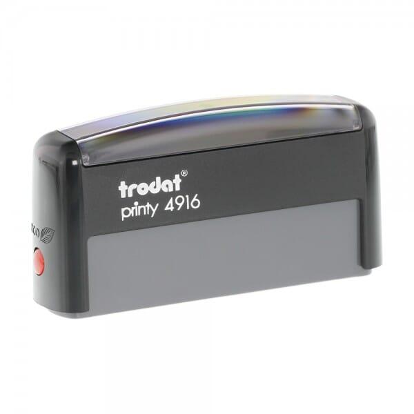 Trodat Printy 4916 IBAN (70x10 mm - 2 Zeilen)