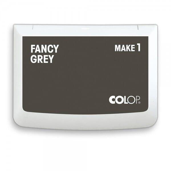 "COLOP Stempelkissen MAKE 1 ""fancy grey"" (90x50 mm)"