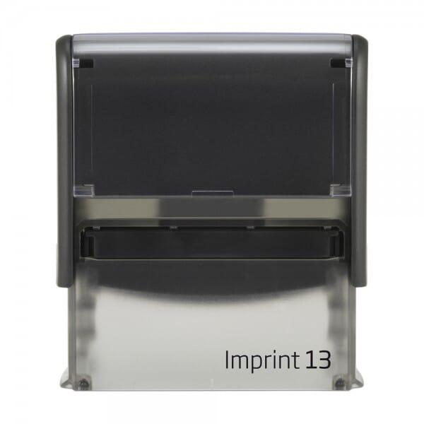 Dormy Imprint 13 (58x22 mm - 6 Zeilen)