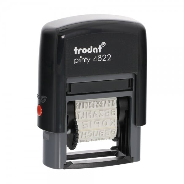 Trodat Printy 4822 Wortband (24x4 mm) bei Stempel-Fabrik