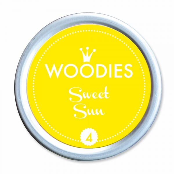 Woodies Stempelkissen - Sweet Sun