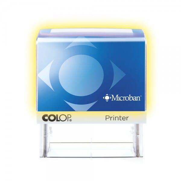 Colop Printer 20 Microban (38x14 mm - 4 Zeilen)
