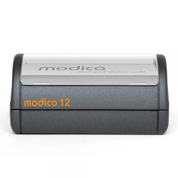 Modico M12 (80x62 mm - 12 Zeilen)