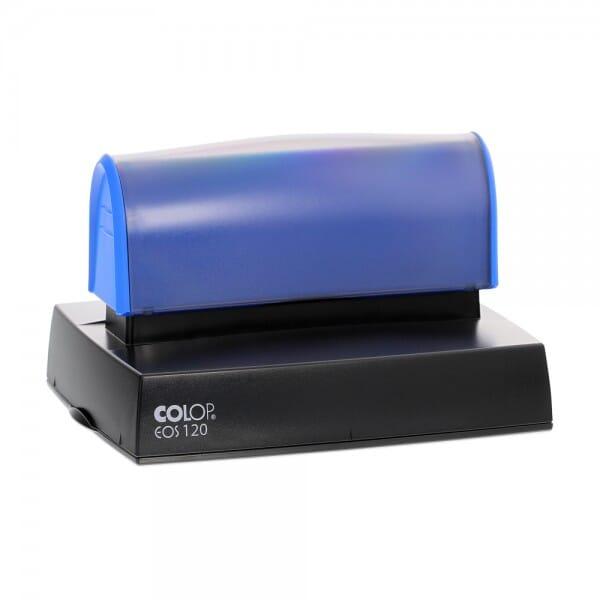 SALE - Colop EOS 120 (95x70 mm - 10 Zeilen)