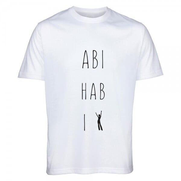 """T- Shirt ABI """"ABI HAB I"""""""