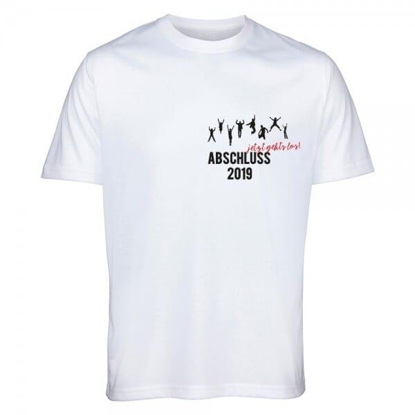 """T- Shirt """"Abschluss 2019"""""""