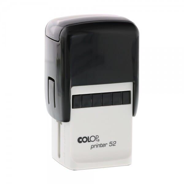 Colop Printer 52 (30x20 mm 5 Zeilen)