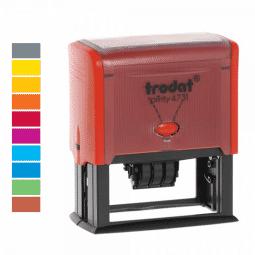 Trodat Printy 4731 Premium (70x30 mm - 4 Zeilen)