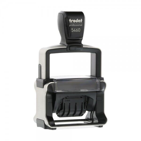 SALE - Trodat Professional 5460/L Dater BEZAHLT (56x33 mm)