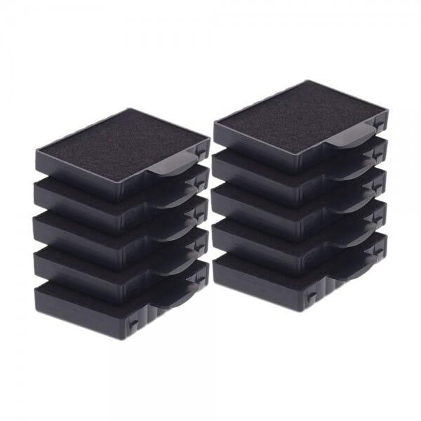 10 Stück Ersatzkissen TRODAT Professional 6/50