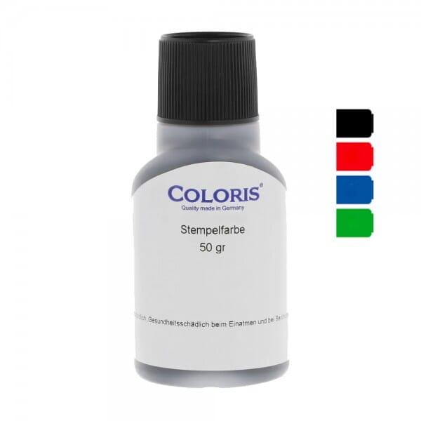 Coloris Stempelfarbe 8100 FP