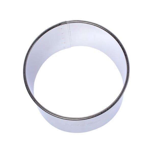 Ausstechring für Keksstempel (Ø50 mm) bei Stempel-Fabrik