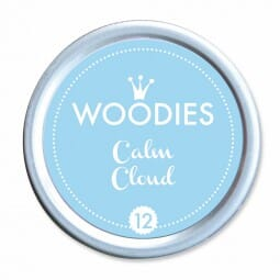 Woodies Stempelkissen - Calm Cloud