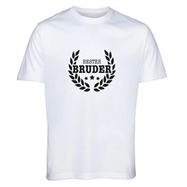 "T-Shirt ""Bester Bruder"""