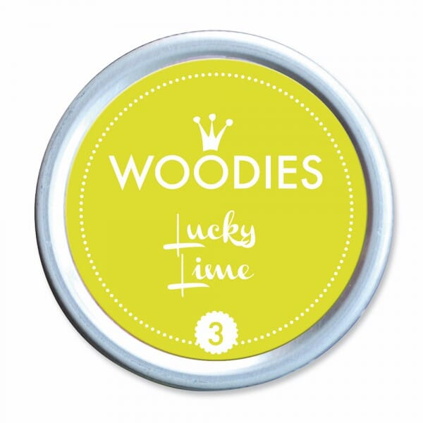Woodies Stempelkissen - Licky Lime bei Stempel-Fabrik