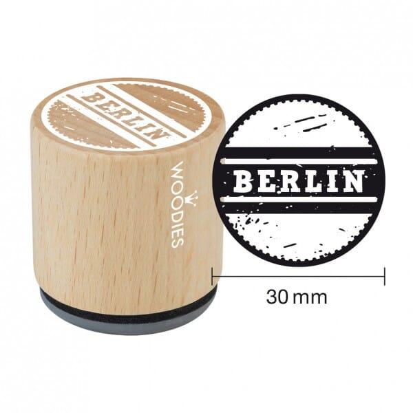 Woodies Stempel - Berlin W09002
