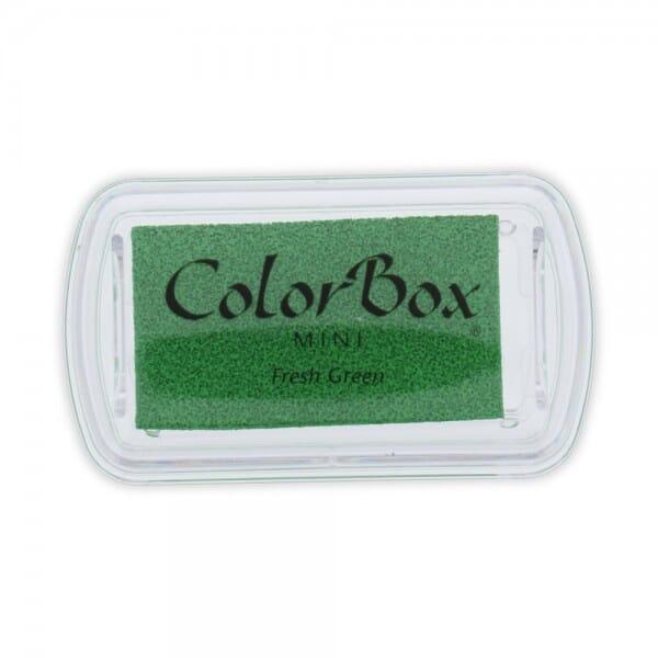 Clearsnap - Colorbox Mini Inkpad Freshgreen (6,7 x 3,5 cm)