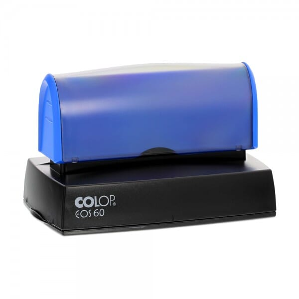 SALE! Colop EOS 60 (76x38 mm - 8 Zeilen)
