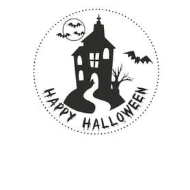 Stempel zu Halloween