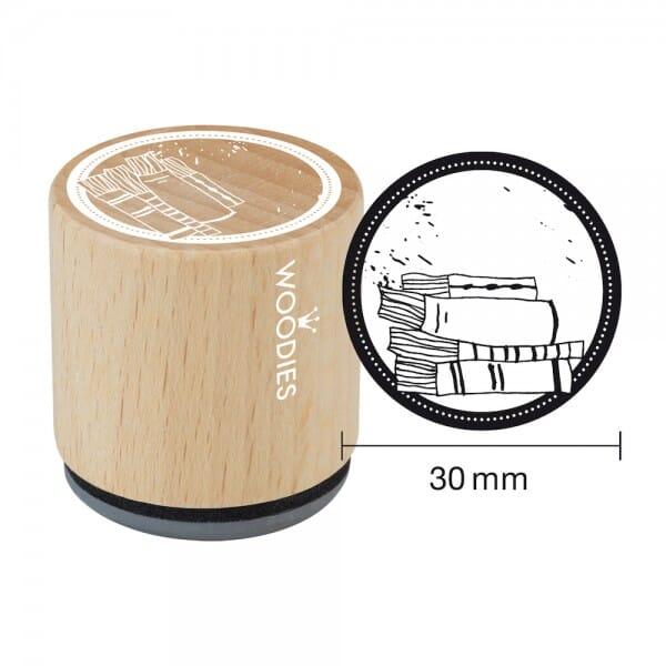 Woodies Stempel - Bücher W08008