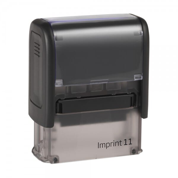 Dormy Imprint 11 Lagertext ´´Freigabe´´ (37x14 mm - 1 Zeile) bei Stempel-Fabrik