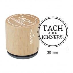 Woodies Stempel - Tach Kinners