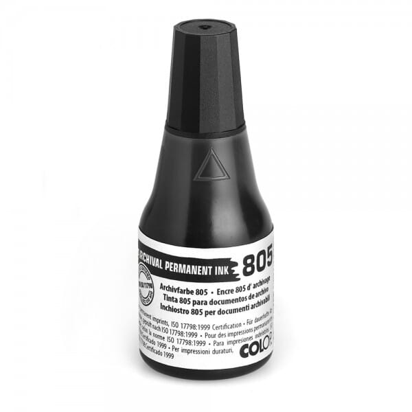 Colop Standardstempelfarbe 805 (25 ml)