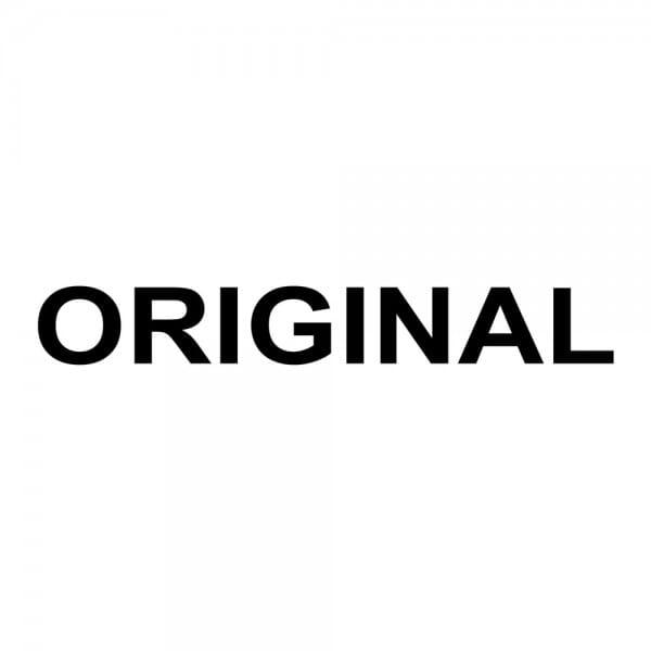 Holzstempel ORIGINAL (40x10 mm - 1 Zeile)