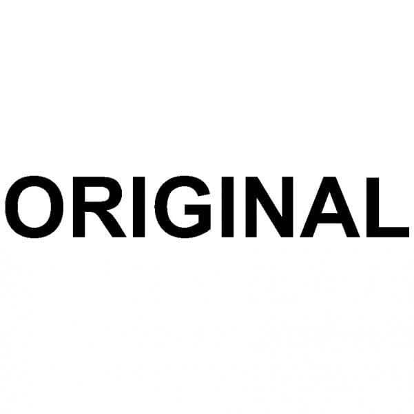 "Dormy Imprint 11 Lagertext ""Original"" (37x14 mm - 1 Zeile)"