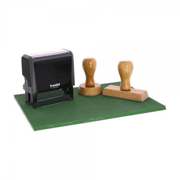 Läufer Stempelunterlage (230x170x5 mm)