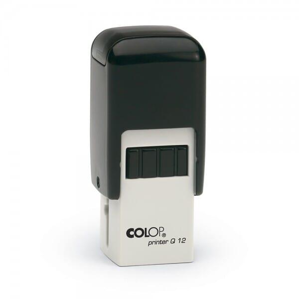 Colop Printer Q 12 (12x12 mm 2 Zeilen)