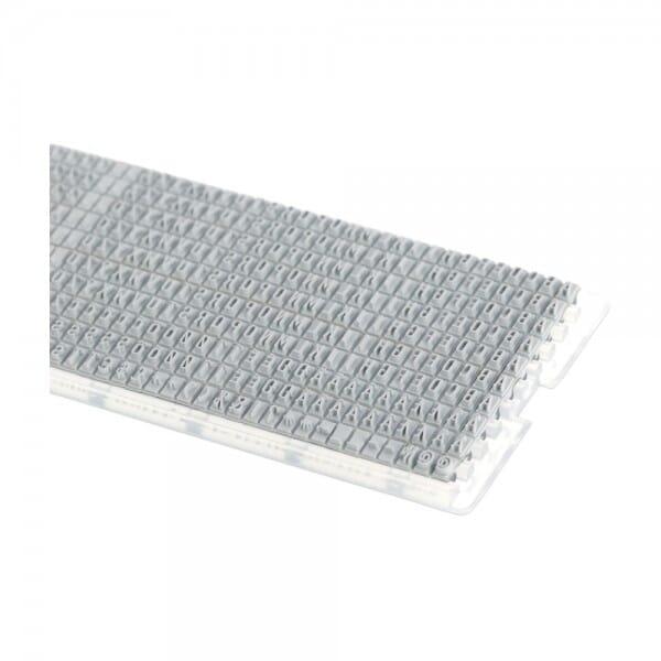 Ersatzreihung für Colop Typenset (SH 2,5 mm)