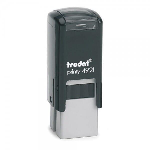 Trodat Printy 4921 (12x12 mm - 2 Zeilen)