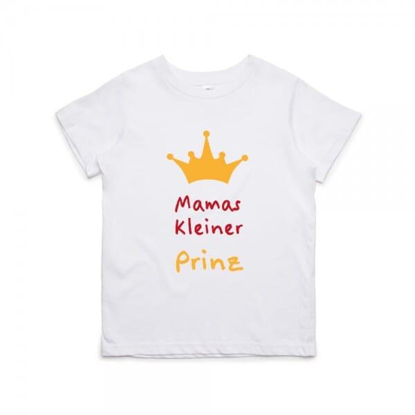 """Kinder T- Shirt """"mein kleiner Prinz"""""""