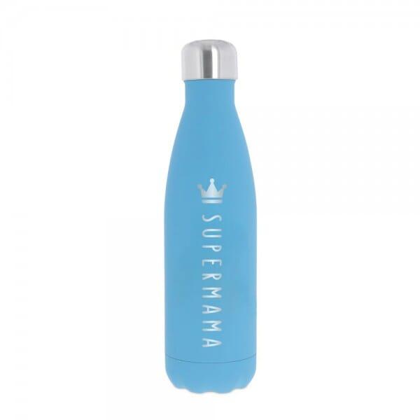 Isolierte Trinkflasche aus Edelstahl mit Motiv Muttertag