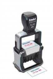 Trodat Professional 5430 GESCANNT (41x24 mm)
