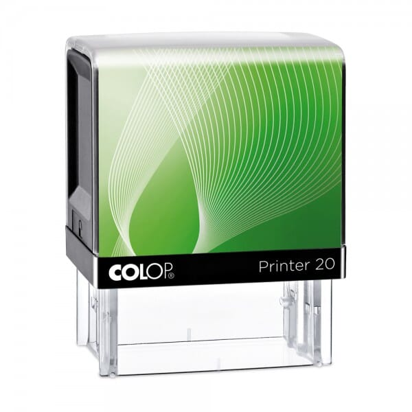 Colop Printer 20 (38x14 mm - 4 Zeilen)