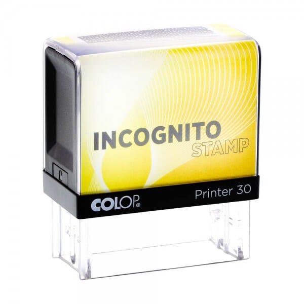 Colop Printer 30 INCOGNITO (47x18 mm) bei Stempel-Fabrik