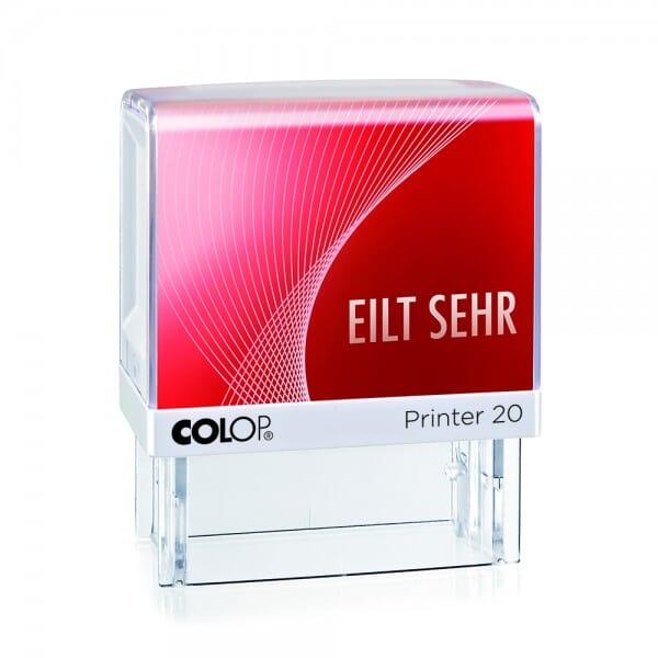 Colop Printer 20 LGT EILT SEHR (38x14 mm)