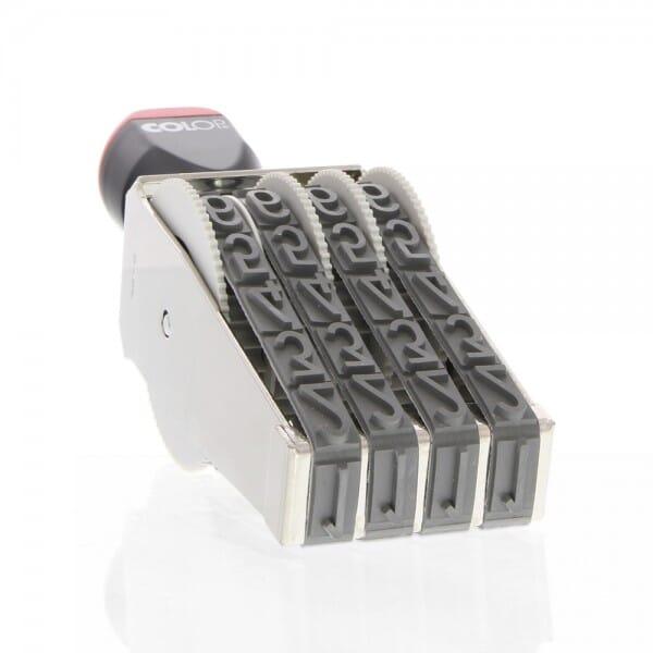 Colop Ziffernstempel 12004 (41x12 mm - 4-stellig)