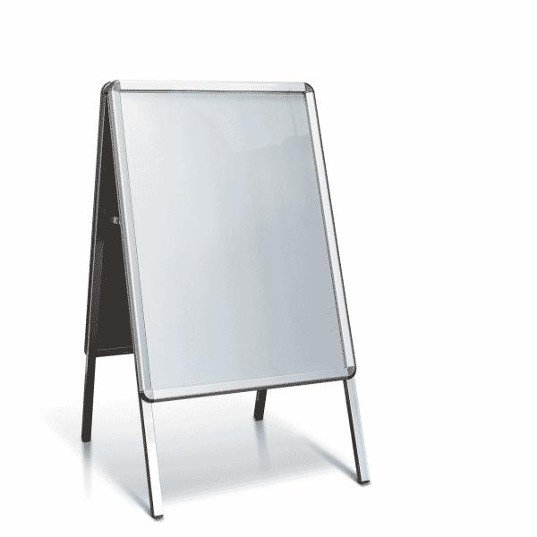 Kundenstopper Standard Aluminium Format: DIN A1 59,4 x 84,1 cm